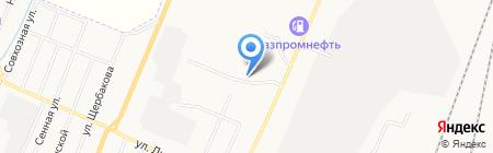 Вита люкс на карте Белово