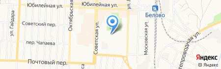 Банкомат Банк ВТБ 24 на карте Белово
