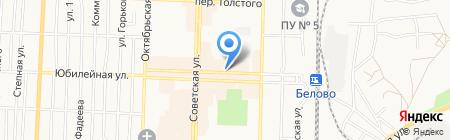 Музейно-выставочный центр на карте Белово