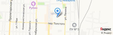 Комитет социальной защиты населения Администрации Беловского городского округа на карте Белово