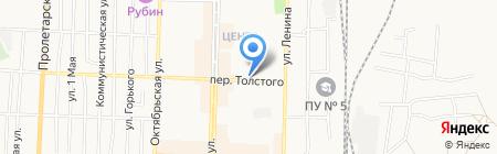 Kodak на карте Белово
