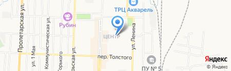 Управление жизнеобеспечения населенных пунктов Беловского муниципального района на карте Белово