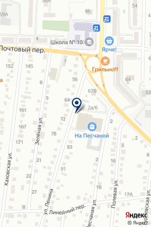 МАГАЗИН МЕБЕЛЬ ДЛЯ ДОМА на карте Белово