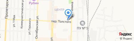 Аптечный пункт на карте Белово