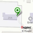 Местоположение компании Детский сад №70, Золотой ключик