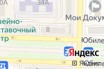 Схема проезда до компании Ломбард АРКОС+ в Белово