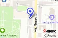 Схема проезда до компании МАГАЗИН ВЕРОНИКА в Белове