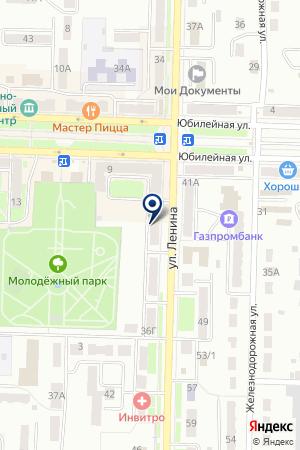 МАГАЗИН ВЕРОНИКА на карте Белово