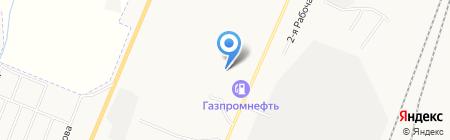 Автотехцентр на карте Белово