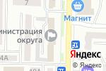 Схема проезда до компании Центр социального обслуживания населения Беловского муниципального района в Белово