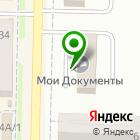 Местоположение компании Тетраком