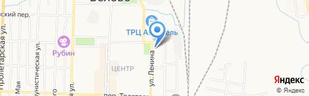 ИдеалПласт на карте Белово