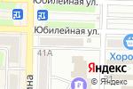 Схема проезда до компании Регион в Белово