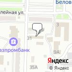 Магазин салютов Белово- расположение пункта самовывоза