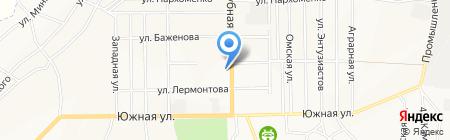 Антошка и Я на карте Белово