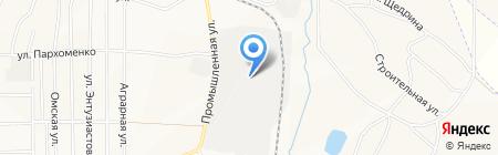 Белон-геология на карте Белово
