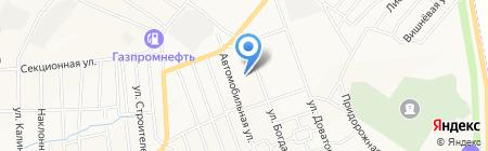 Детский сад №15 на карте Белово