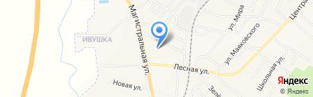 Детский сад №57 на карте Грамотеино