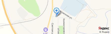 Алёнушка на карте Грамотеино
