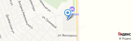 Sumitec International на карте Белово