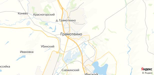 Старопестерёво на карте