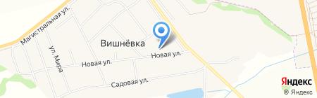 Многофункциональный центр предоставления государственных и муниципальных услуг Беловского муниципального района на карте Инского