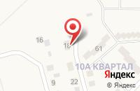 Схема проезда до компании Компания «Селен» в Белово