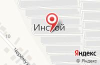 Схема проезда до компании Энерго-строительная Компания Сибири в Белово