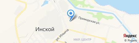 КузГТУ на карте Инского