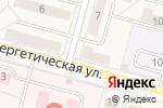 Схема проезда до компании Продуктовый магазин в Инском