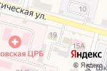 Схема проезда до компании Лилия в Инском