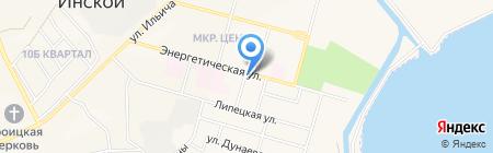 Кузбасспечать на карте Инского