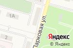 Схема проезда до компании Ижица, ЗАО в Инском