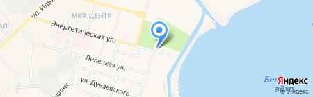 Участковый пункт полиции на карте Инского