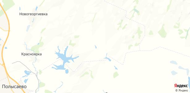 Новопокровка на карте