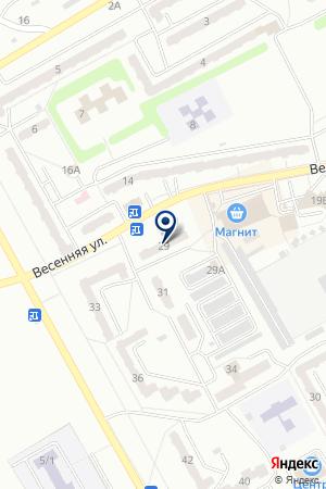 АВТОСТОЯНКА МАРЬЯШИН Ю.Б. на карте Яи