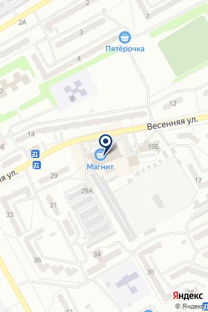 ТРАНСПОРТНО-СТРОИТЕЛЬНАЯ ОРГАНИЗАЦИЯ ЗОЛОТОЕ КРЫЛО на карте Киселевска