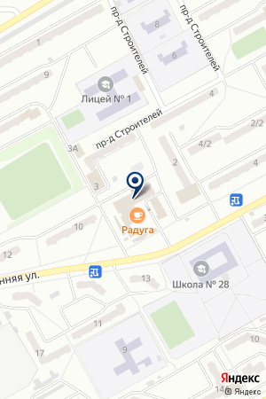 ГУ ЗАГС на карте Яи