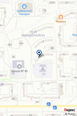 АВТОСТОЯНКА ГАРАНИН Д.В. на карте Прокопьевска