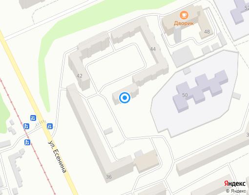 Товарищество собственников жилья «ТСЖ №11» на карте Прокопьевска