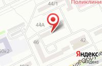 Схема проезда до компании Крекинг в Прокопьевске