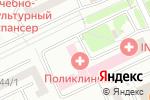 Схема проезда до компании Церковная лавка в Прокопьевске