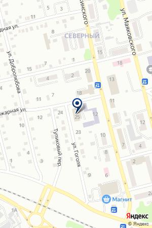 АЙКХОФФ-СИБИРЬ на карте Киселевска