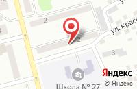 Схема проезда до компании Городская Массовая Газета в Киселевске