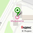 Местоположение компании ИНКАМ-АВТО