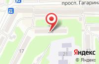 Схема проезда до компании Папик в Прокопьевске