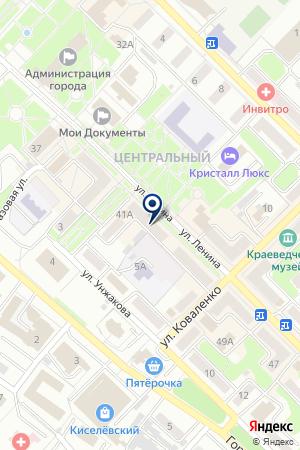 ПТФ МОДУЛЬ на карте Киселевска