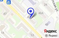 Схема проезда до компании МАГАЗИН УПАК МАРКЕТ в Киселевске