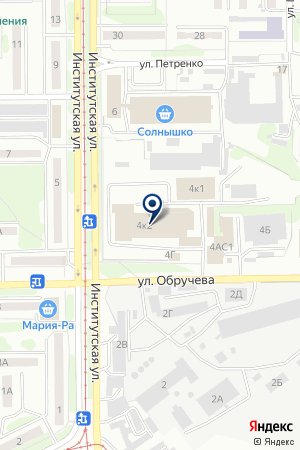 АВТОМОЙКА КРЫЛОВ С.М. на карте Прокопьевска