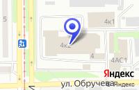 Схема проезда до компании ПРОКОПЬЕВСКИЙ ДРОЖЖЕВОЙ ЗАВОД в Прокопьевске
